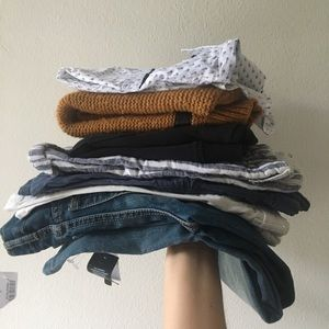 Bundle of Boys 6 clothing